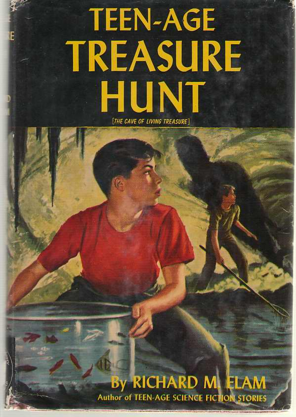 Image for Teen-Age Treasure Hunt