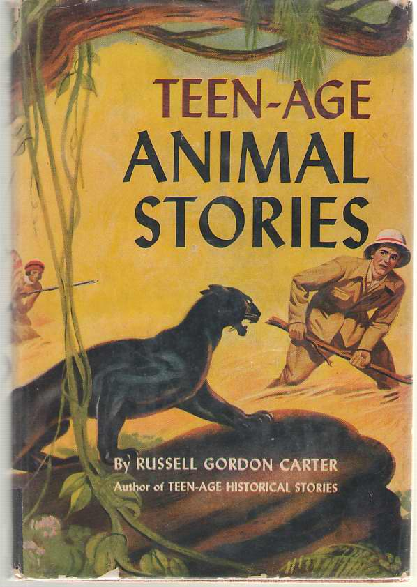 Image for Teen-age Animal Stories