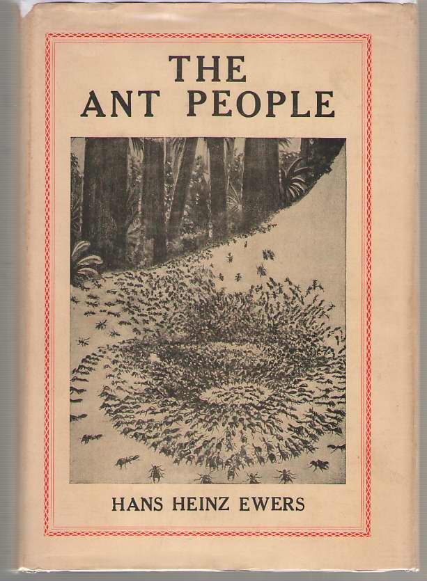 Image for The Ant People