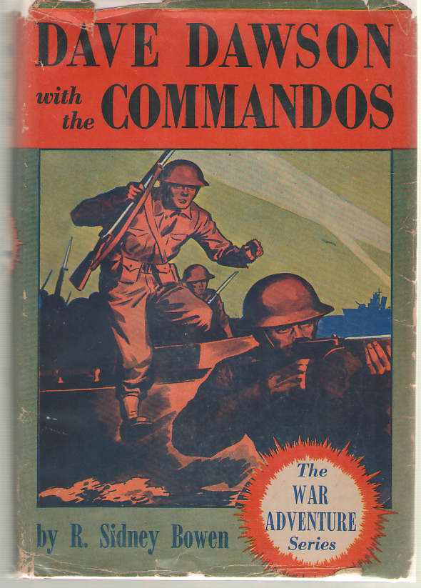 Image for Dave Dawson With The Commandos