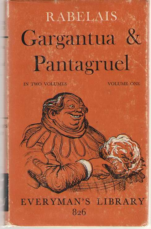Image for The Heroic Deeds Of Gargantua & Pantagruel. Volume I.