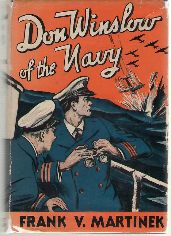 Image for Don Winslow Of The Navy