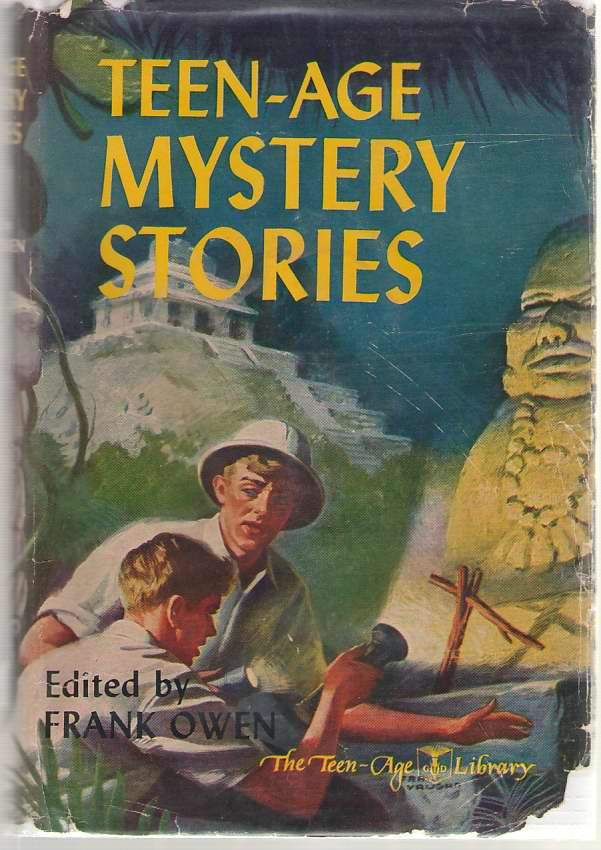 Image for Teen-age Mystery Stories