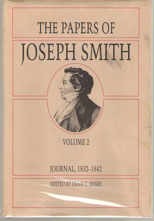 Image for The Papers Of Joseph Smith Volume 2: Journal, 1832-1842