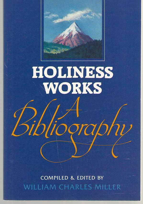 Image for Holiness Works  A Bibliography