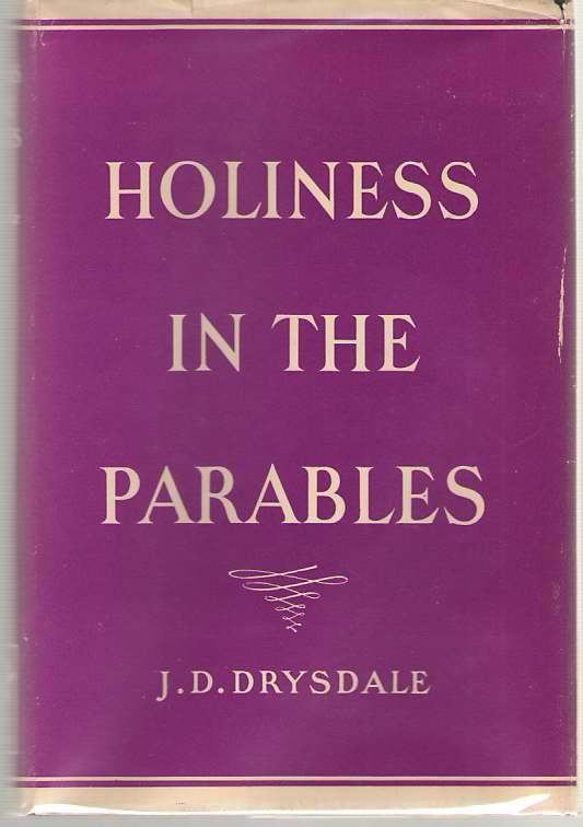 Image for Holiness in the Parables