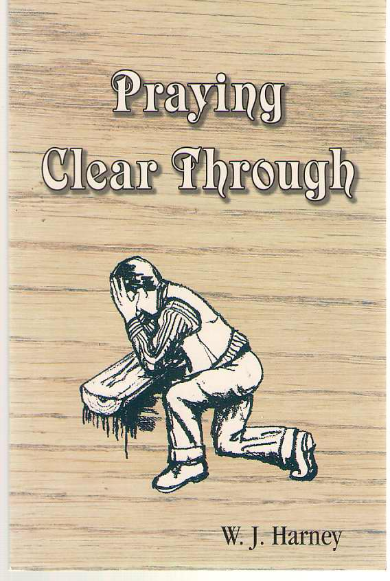 Image for Praying Clear Through