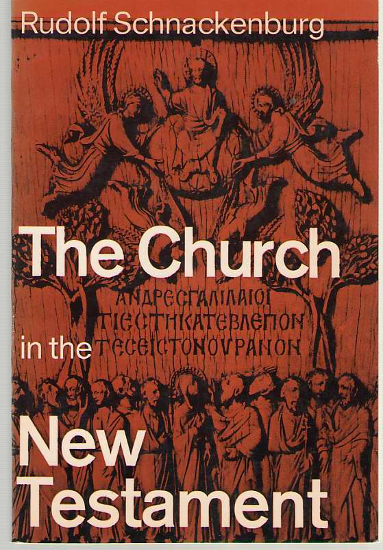 Image for The Church In The New Testament