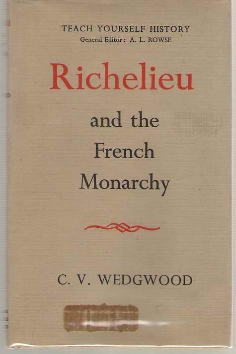 Image for Richelieu and the French Monarchy