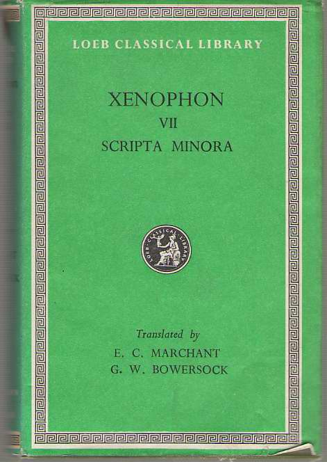 Image for Xenophon VII