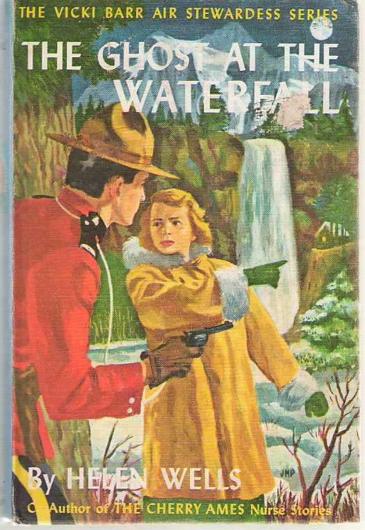 Image for The Ghost At The Waterfall