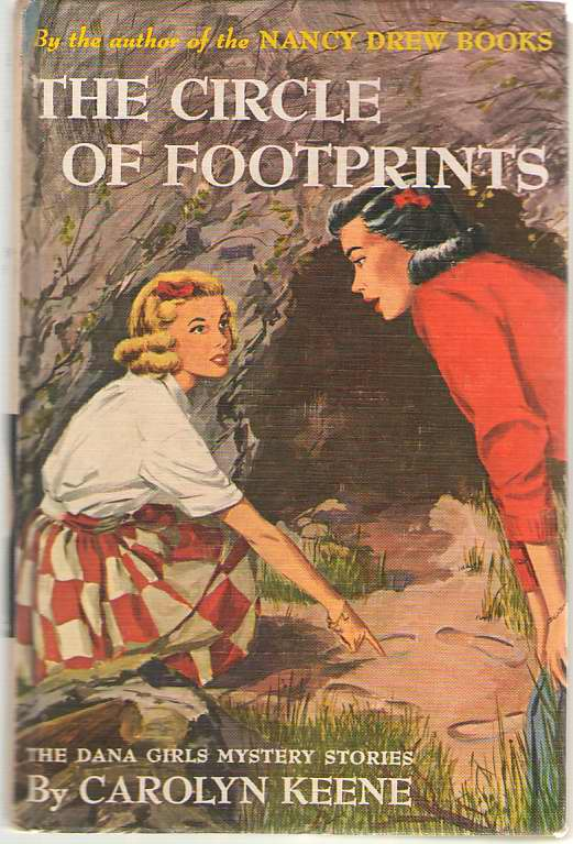 Image for The Circle Of Footprints