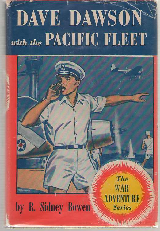 Image for Dave Dawson With The Pacific Fleet