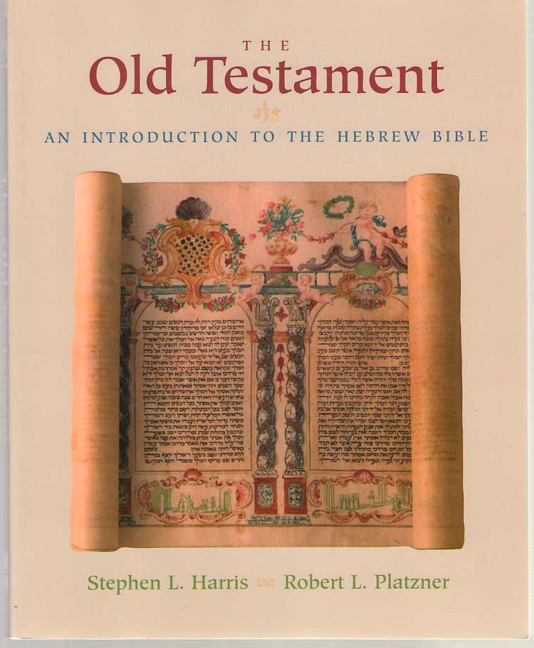 Image for The Old Testament  An Introduction to the Hebrew Bible