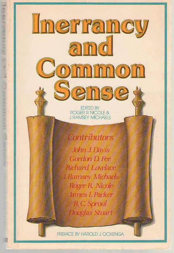 Image for Inerrancy And Common Sense
