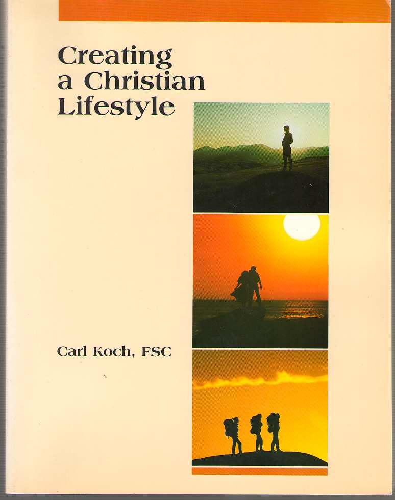 Image for Creating a Christian Lifestyle