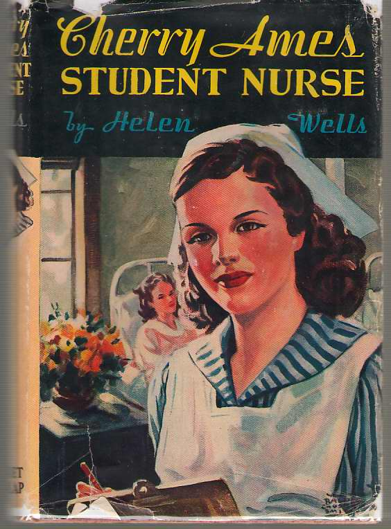 Image for Cherry Ames, Student Nurse