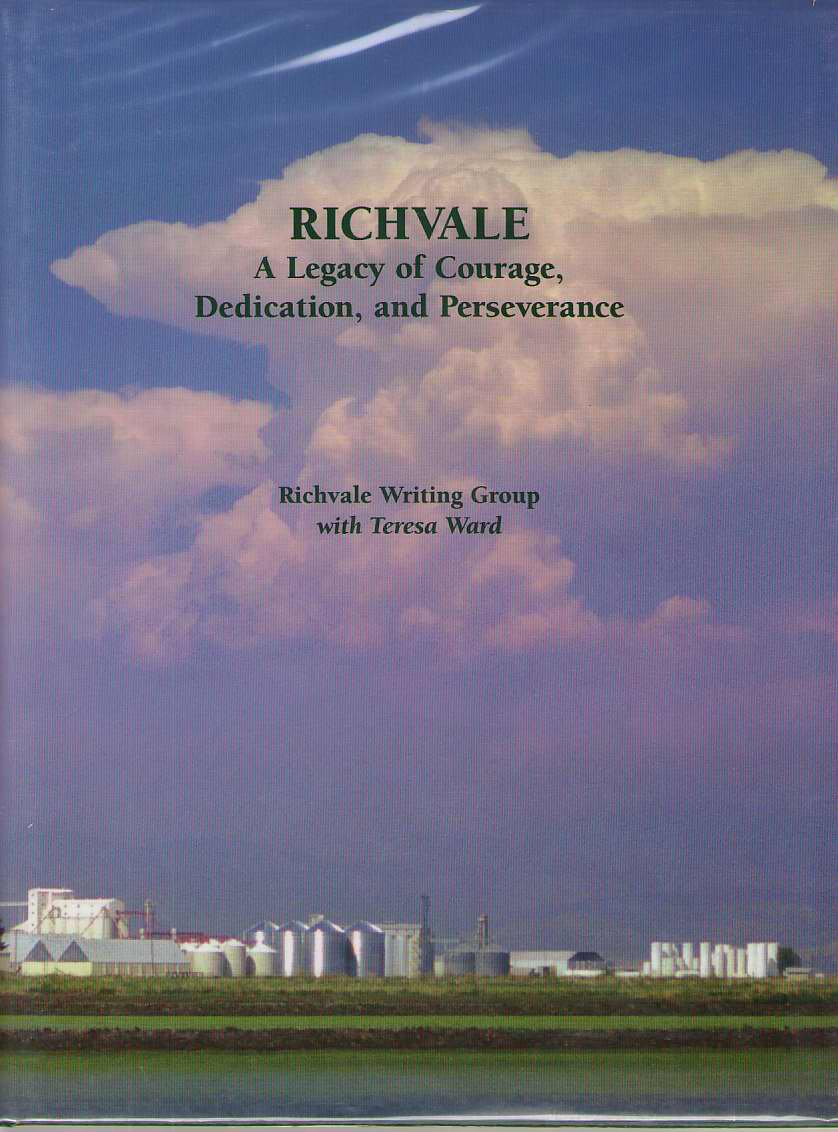 Image for Richvale  A Legacy of Courage, Dedication, and Perseverance