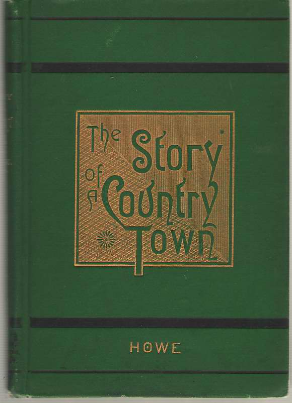 Image for The Story of a Country Town