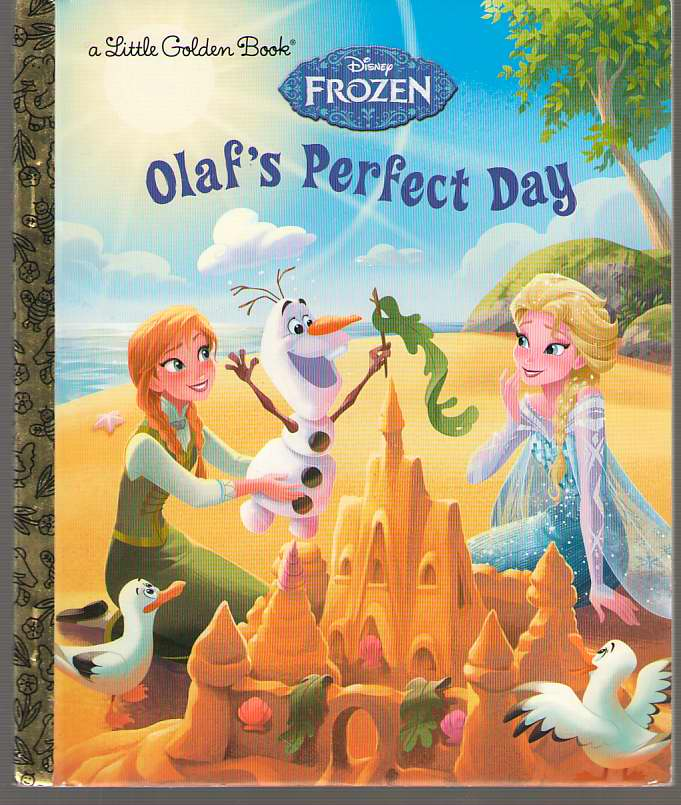 Image for Olaf's Perfect Day