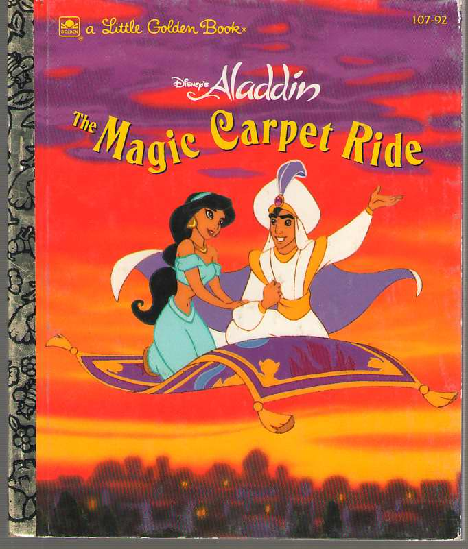 Image for Disney's Aladdin The Magic Carpet Ride