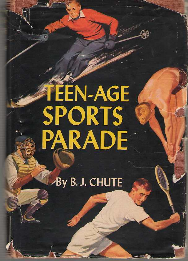 Image for Teen-age Sports Parade
