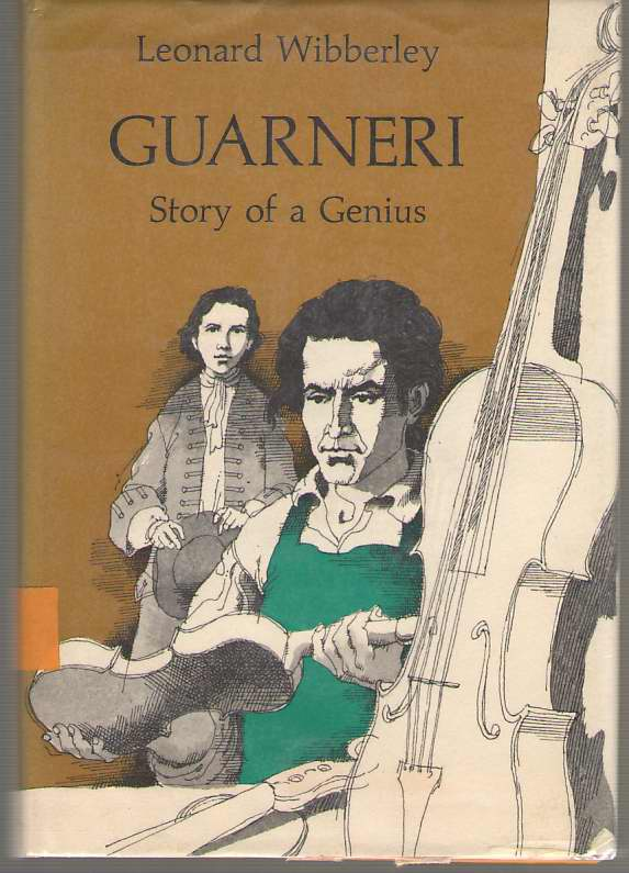 Image for Guarneri Story of a Genius