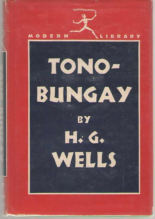 Image for Tono-bungay