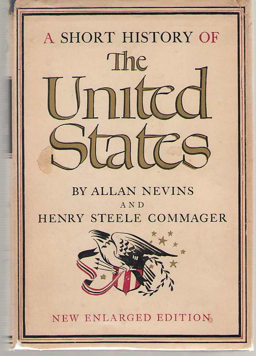 Image for A Short History of the United States New Enlarged Edition