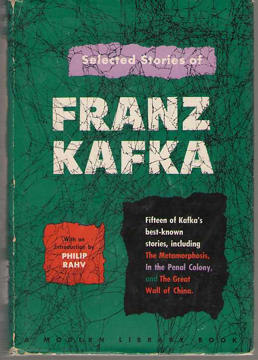Image for Selected Stories of Franz Kafka