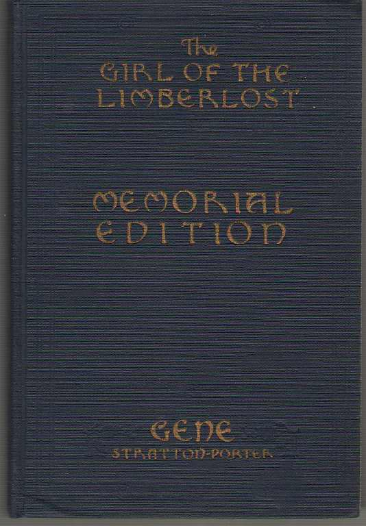 Image for A Girl Of The Limberlost Memorial Edition