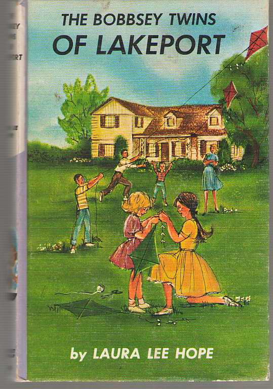 Image for The Bobbsey Twins Of Lakeport