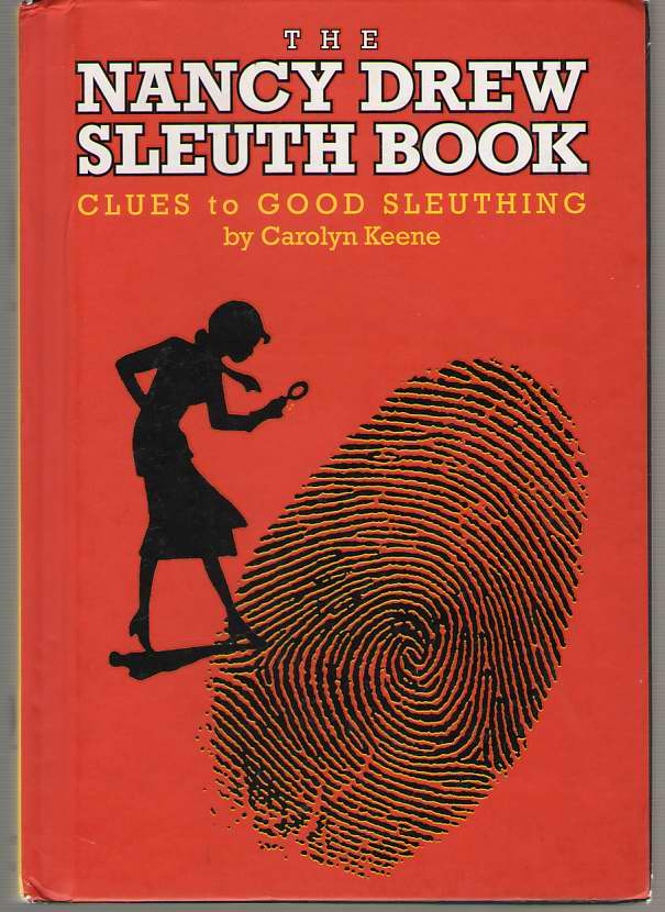 Image for The Nancy Drew Sleuth Book
