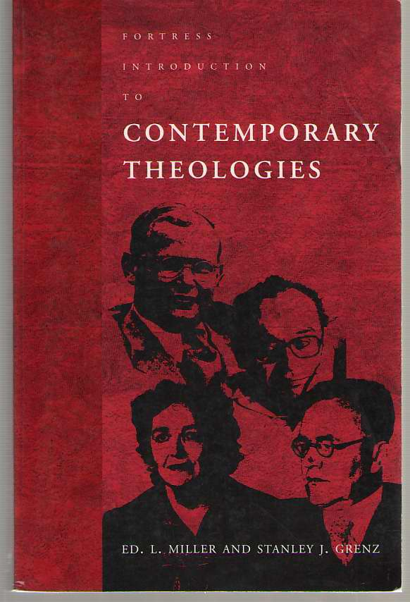 Image for Fortress Introduction to Contemporary Theologies