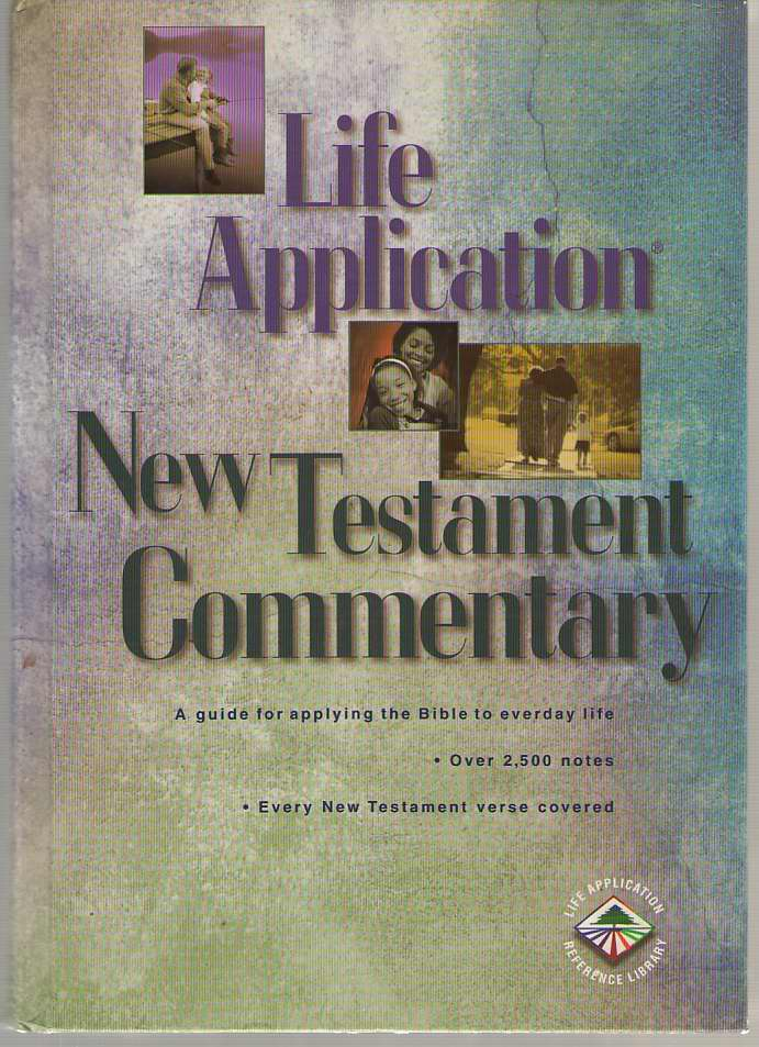 Image for Life Application New Testament Commentary