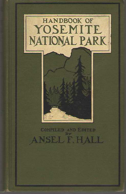 Image for Handbook Of Yosemite National Park