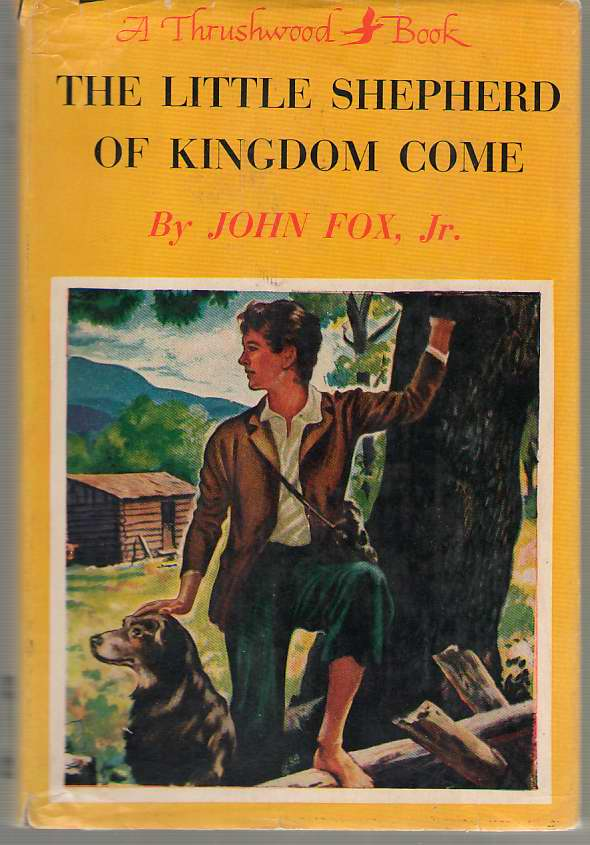 Image for The Little Shepherd Of Kingdom