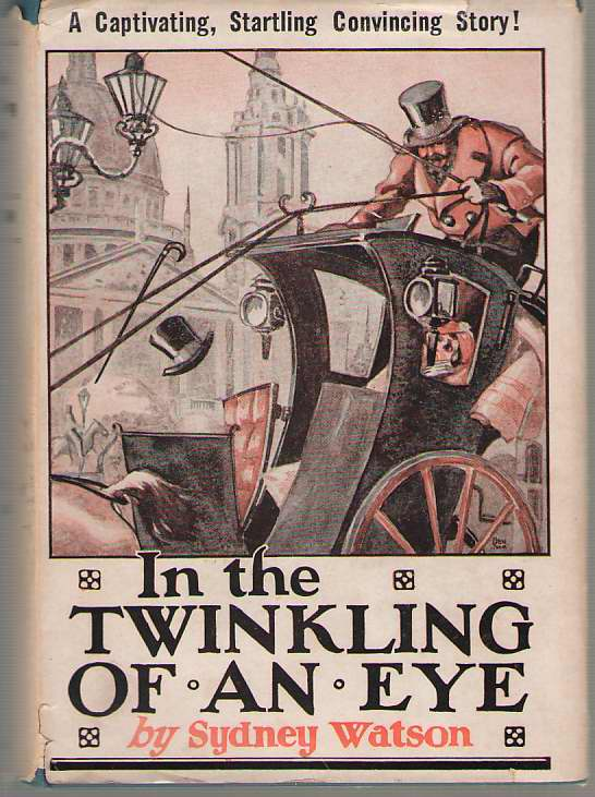 Image for In The Twinkling Of An Eye