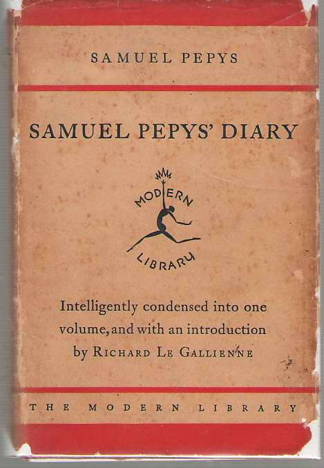 Image for Passages From The Diary Of Samuel Pepys
