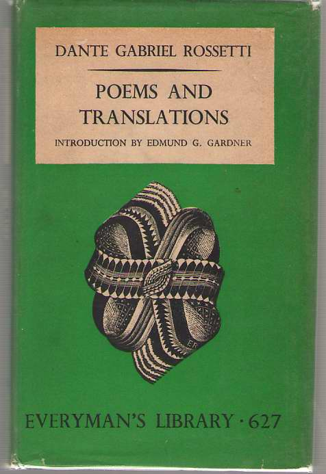 Image for Poems and Translations