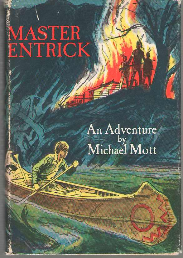 Image for Master Entrick  An Adventure, 1754-1756