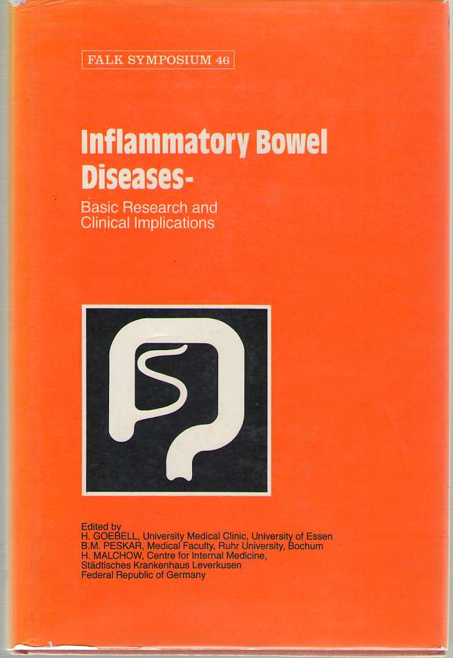 Image for Inflammatory Bowel Disease - Basic Research and Clinical Implications Enterology, Hepatology