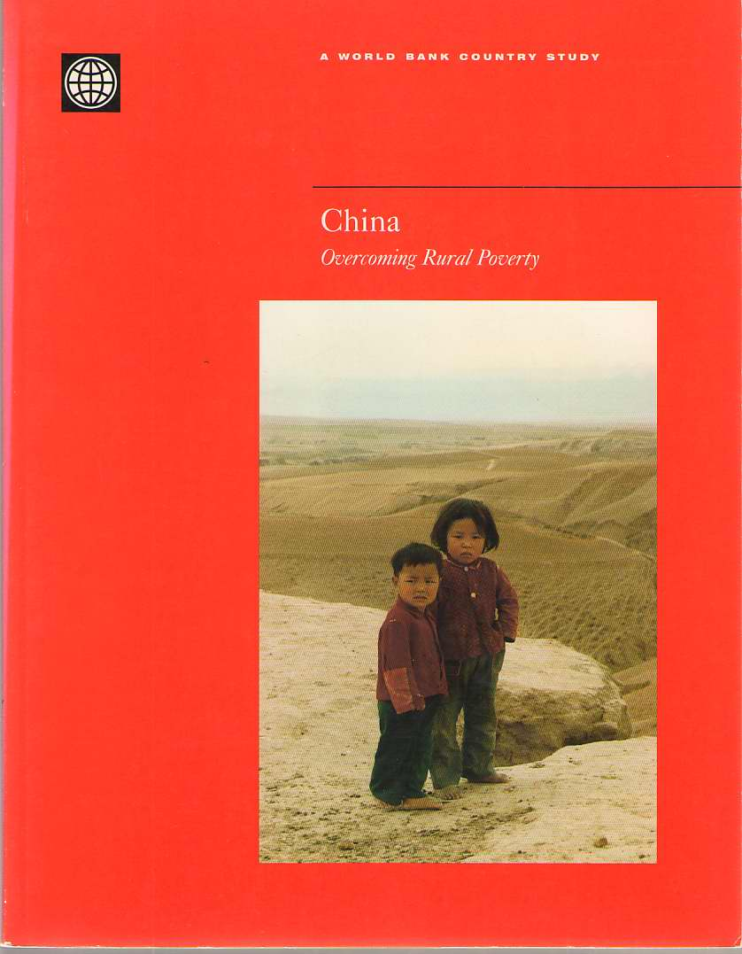 Image for China  Overcoming Rural Poverty