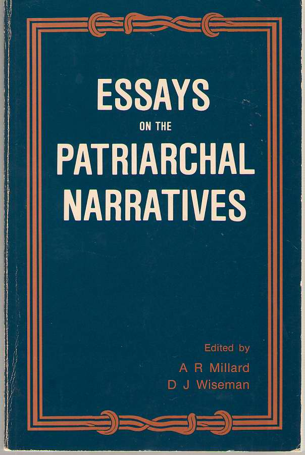 Image for Essays on the Patriarchal Narratives