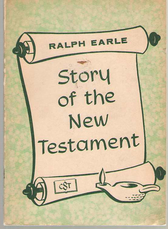 Image for The Story of the New Testament