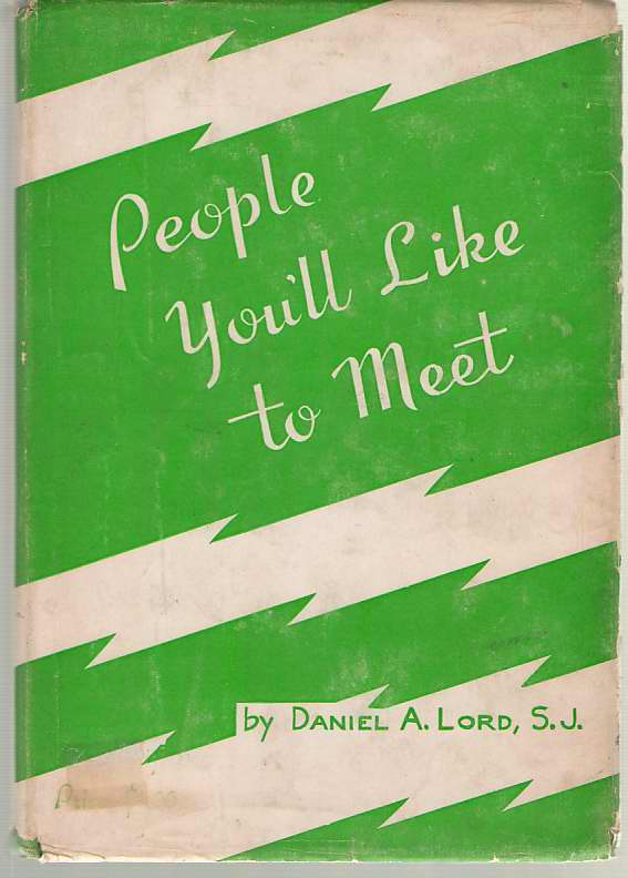 Image for People You'll Like to Meet   A Little Book of Pleasant People
