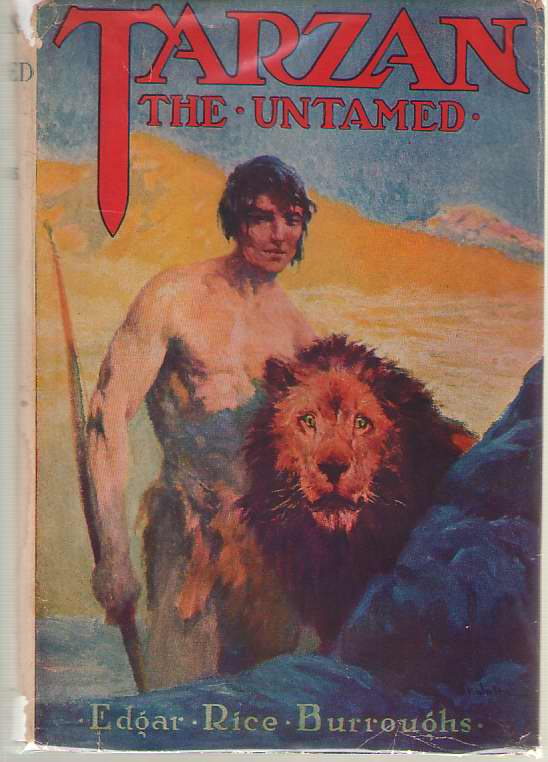 Image for Tarzan The Untamed