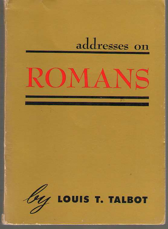 Image for Addresses on Romans