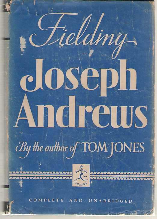 Image for The History And Adventures Of Joseph Andrews