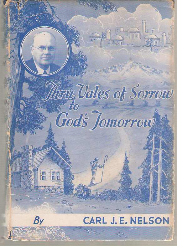 Image for Thru Vales of Sorrow to God's Tomorrow